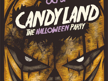 Candyland - The Halloween Party