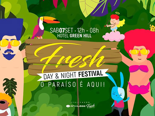 Fresh Day & Night Festival