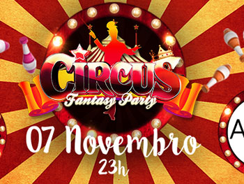 Circus Fantasy Party