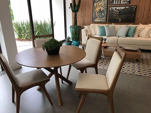 Dez dicas para deixar sua sala de estar aconchegante e for Casa minimalista 2018