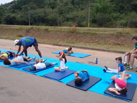 Educação física escolar a prática do atletismo no ensino fundamental i 7