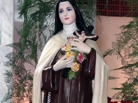 catolicos celebram santa teresinha em juiz de fora acessa com cidade catolicos celebram santa teresinha em