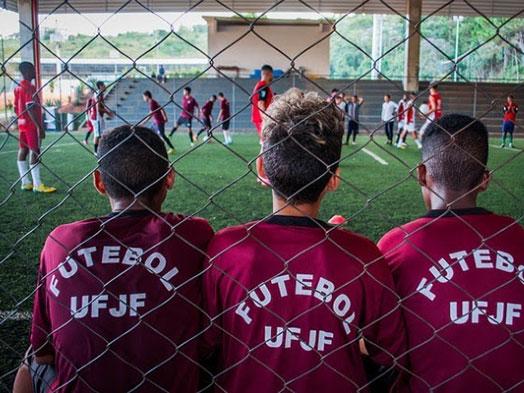 Futebol UFJF abre inscrições para as seletivas das categorias de base