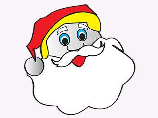 Aprenda A Desenhar Um Papai Noel Acessa Com Fim De Ano