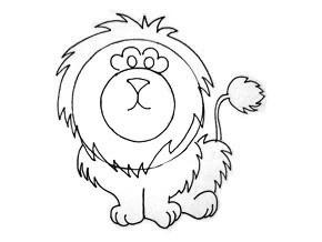 Aprenda A Desenhar Cartoons Leao Acessa Com Infantil