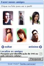 orkut somente pelo celular