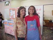 Rosângela Delgado Pires e Rosemar Maria Rocha