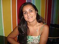 Fernanda Loyola em entrevista para ACESSA.com, no MGM