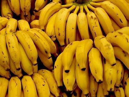 Banana prata tem queda de 11,52% no preço