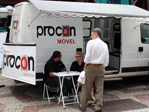 Procon Móvel realiza atendimento até sexta na rodoviária