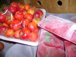 Acerola Acessa Com Frutas